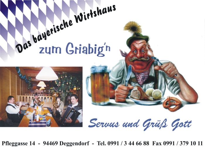 Deckblatt Griabiger aus Speisekartejpg