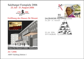 Sbg Festspiele KuvertmitMarke+5010Stpljpg