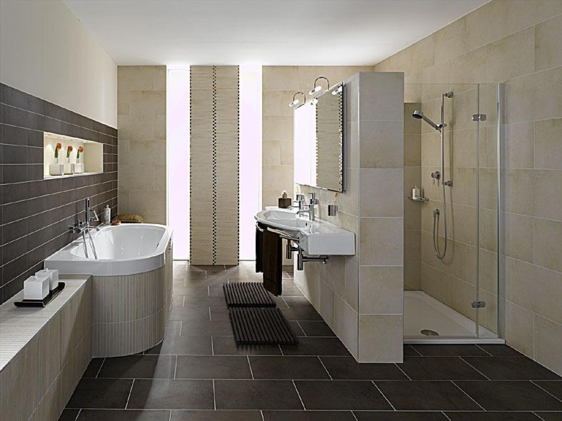 Badezimmer T-Wand